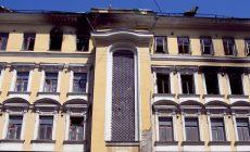 Собянинские вандалы застраивают Пречистенку