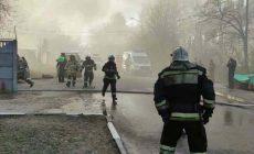 СК возбудил дело после пожара в Мытищах