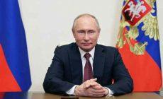 Путин поприветствовал участников съезда Союза машиностроителей России