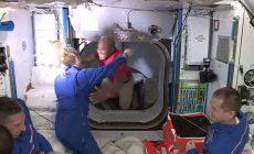 Американские астронавты будут пользоваться российским туалетом