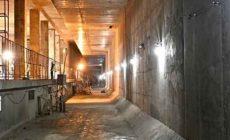 Бочкарёв: на станции БКЛ метро «Мичуринский проспект» началась отделка пассажирской зоны