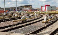 Строительство четырех электродепо ведется в Москве – Бочкарёв