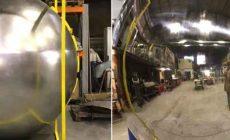 Пузатые фарфоровые чайники украсят станцию «Марьина Роща» БКЛ метро