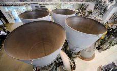 В России разработали ракетный двигатель, не используя бумажных чертежей