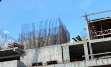 В корпусе №30 проблемного ЖК «Царицыно» завершены основные монолитные работы