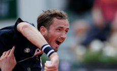 """Даниил Медведев может возглавить рейтинг ATP после """"Ролан Гаррос"""""""