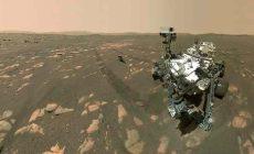 НАСА вновь перенесло первый полет вертолета на Марсе