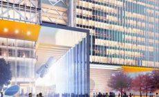 Возведение основных конструкций башни Национального космического центра начнется летом