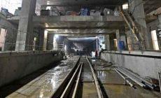 Конструкции станции БКЛ метро «Кунцевская» готовы на 80% – Бочкарёв