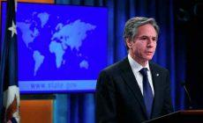 Блинкен заявил о подрывающих мировой порядок действиях США