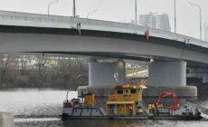 Готовы фундаменты восьми опор моста через затон Новинки