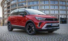 Паркетник Opel Crossland не предложил выбора моторов в России: только «турботройка»
