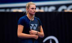 В теннисе – непонятная история: Даяна Ястремская, несмотря на допинг-бан, полетела на Australian Open. Никто не знает – зачем