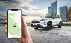Toyota подключает автомобили в РФ: нашим водителям доступны новые телематические сервисы